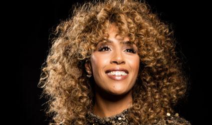 Glennis Grace verkoopt AFAS Live uit met Whitney Tribute en geeft tweede show