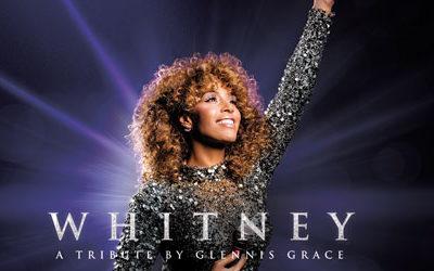 Droom Glennis Grace komt uit met Whitney Tribute in AFAS Live!