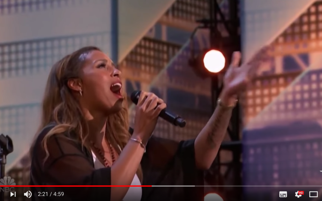 Glennis verplettert jury en publiek in America's Got Talent 2018!